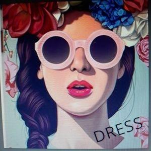 Buy a DRESS, SKIRT, ROMPER or SKORT